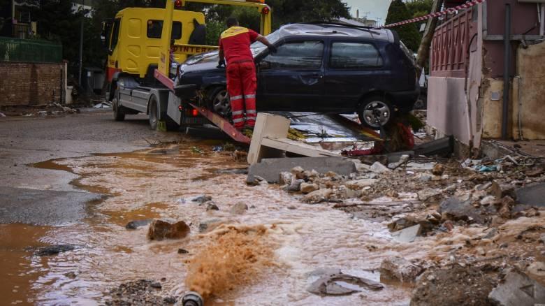 «Κόλαφος» η εισαγγελέας για τη Μάνδρα: Δεν φταίνε οι πλημμύρες, αλλά το ότι δεν έγιναν έργα