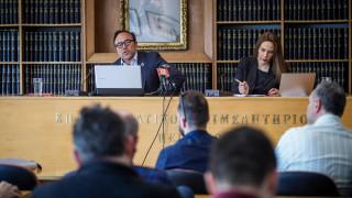 Πέτρος Κόκκαλης: Δεν θα σας απαντήσω αν θα είμαι υποψήφιος με τον ΣΥΡΙΖΑ ή με οποιονδήποτε άλλο