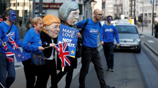 Brexit: Παράταση μέχρι τις 22 Μαΐου είναι διατειθεμένοι να δώσουν οι Ευρωπαίοι στη Βρετανία