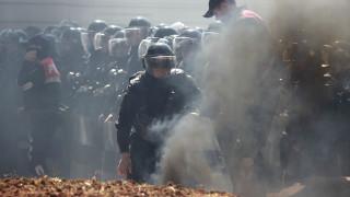 «Καζάνι» που βράζει η Αλβανία: Νέα «πολιορκία» του κοινοβουλιού - Ζητούν παραίτηση Ράμα και εκλογές