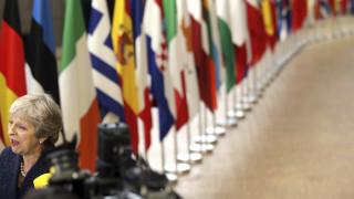 Brexit: Αναβολή σε δύο στάδια εξετάζουν οι ηγέτες της ΕΕ