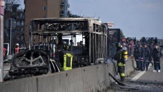 Σοκάρουν οι μαρτυρίες των παιδιών στην Ιταλία: «Ο οδηγός ήθελε να μας σκοτώσει όλους»