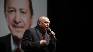 Αμετανόητος ο Ερντογάν: Πρόβαλε ξανά το φρικιαστικό βίντεο από το μακελειό στη Νέα Ζηλανδία
