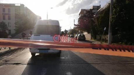 Συναγερμός στο Χαλάνδρι: Εξερράγη χειροβομβίδα στο ρωσικό προξενείο