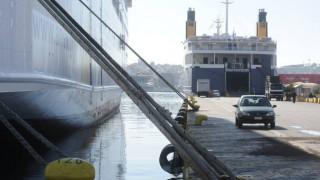 Προβλήματα σε δρομολόγια πλοίων λόγω ισχυρών ανέμων