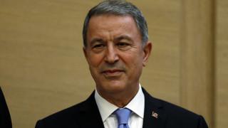 Ακάρ: Μας ανήκει το Αιγαίο και η Κύπρος
