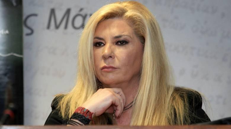 Καταδικάστηκε σε 18 μήνες φυλάκιση η Δήμητρα Λιάνη Παπανδρέου