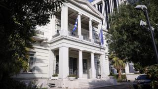 ΥΠΕΞ: Καταδικάζουμε απερίφραστα την επίθεση στο ρωσικό προξενείο