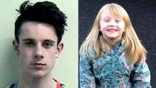 Ισόβια για τον έφηβο που βίασε και σκότωσε την 6χρονη Αλίσα Μακ Φάιλ στη Σκωτία