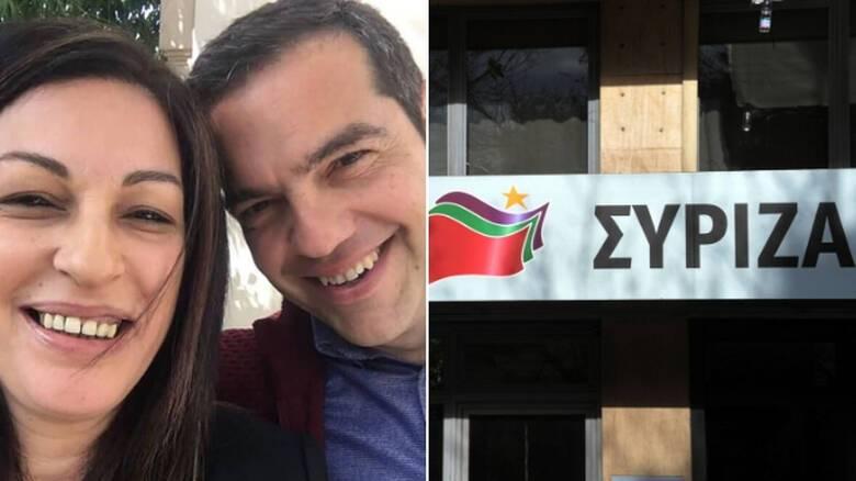 Παραιτήθηκε η Μυρσίνη Λοΐζου από το ευρωψηφοδέλτιο του ΣΥΡΙΖΑ