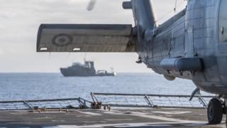 Ολοκληρώθηκε η άσκηση Ναρκοπολέμου στο Κρητικό πέλαγος