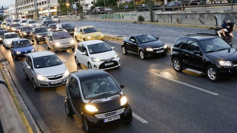 25η Μαρτίου: Αυξημένη η κίνηση στους δρόμους λόγω της εξόδου για το τριήμερο