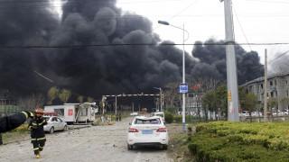 Κίνα: Αυξήθηκαν οι νεκροί από την έκρηξη στο εργοστάσιο χημικών