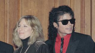 «Δεν τους σκότωσε»: Η Μπάρμπαρα Στρέιζαντ στην υπεράσπιση του Μάικλ Τζάκσον