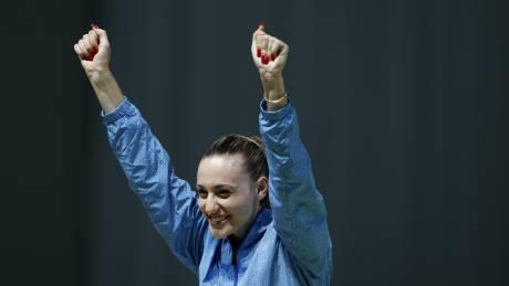 Άννα Κορακάκη: Ασημένιο μετάλλιο στο Ευρωπαϊκό πρωτάθλημα