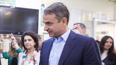 Ευρωεκλογές 2019 - Μητσοτάκης: Οι ευρωεκλογές είναι το πρώτο ημίχρονο του παιχνιδιού