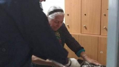 Θεσσαλονίκη: Για το βίντεο μέσα στο ΑΤ και όχι για τη σύλληψη της 90χρονης η ερευνά της ΕΛ.ΑΣ.