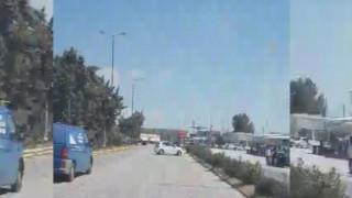 Βίντεο: Οδηγούσε ανάποδα στην παλιά Αθηνών - Κορίνθου