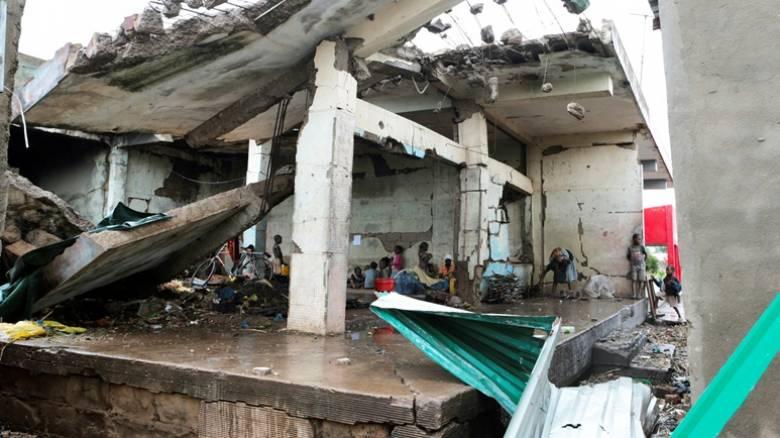 Χωρίς τέλος η τραγωδία από το φονικό κυκλώνα Ιντάι στη νότια Αφρική: Πάνω από 700 νεκροί
