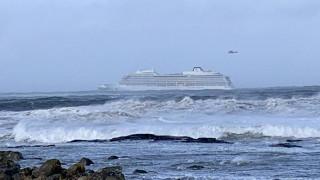 Νορβηγία: Τέλος στο πολύωρο θρίλερ με το κρουαζιερόπλοιο - Συγκλονίζουν τα βίντεο του τρόμου