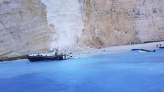 Ζάκυνθος: Χωρίζουν το «Ναυάγιο» σε ζώνες πρόσβασης - Τι αλλάζει στη φημισμένη παραλία