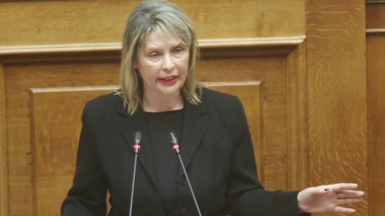 Ευρωεκλογές: Δεν «κατεβαίνει» με ΣΥΡΙΖΑ η Παπακώστα - Συνεργασία έκπληξη