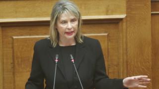 Ευρωεκλογές: Δεν κατεβαίνει με ΣΥΡΙΖΑ η Παπακώστα - Συνεργασία έκπληξη
