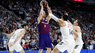Ρεάλ Μαδρίτης-Μπαρτσελόνα 76-82: Της έχει πάρει τον «αέρα» και καπαρώνει πρωτιά