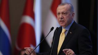 Ερντογάν: Η Αγιά Σοφιά μπορεί να γίνει τζαμί