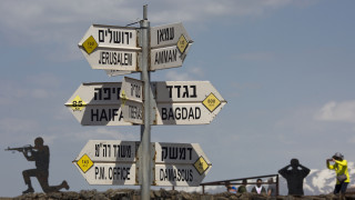 Υψίπεδα Γκολάν: Ο Τραμπ υπογράφει την αναγνώριση της ισραηλινής κυριαρχίας - Στον ΟΗΕ ο Ερντογάν