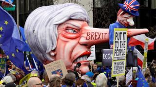 Brexit: Η... διαβολοβδομάδα της Τερέζα Μέι
