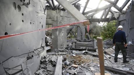 Ισραήλ: Έξι τραυματίες από ρουκέτα που εκτοξεύθηκε από τη Γάζα