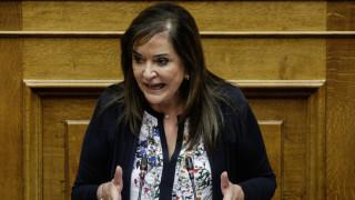 Μπακογιάννη: Είναι προφανές ότι αν η κυβέρνηση φέρει τις 120 δόσεις η ΝΔ θα τις ψηφίσει