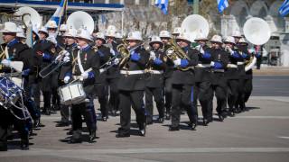 25η Μαρτίου: Live η στρατιωτική παρέλαση στην Αθήνα