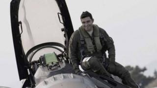 Βασίλης Κοντόπουλος για την 25η Μαρτίου: Το μήνυμα του καλύτερου πιλότου του ΝΑΤΟ