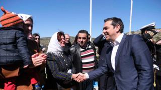 25η Μαρτίου: Στο Αγαθονήσι ο πρωθυπουργός