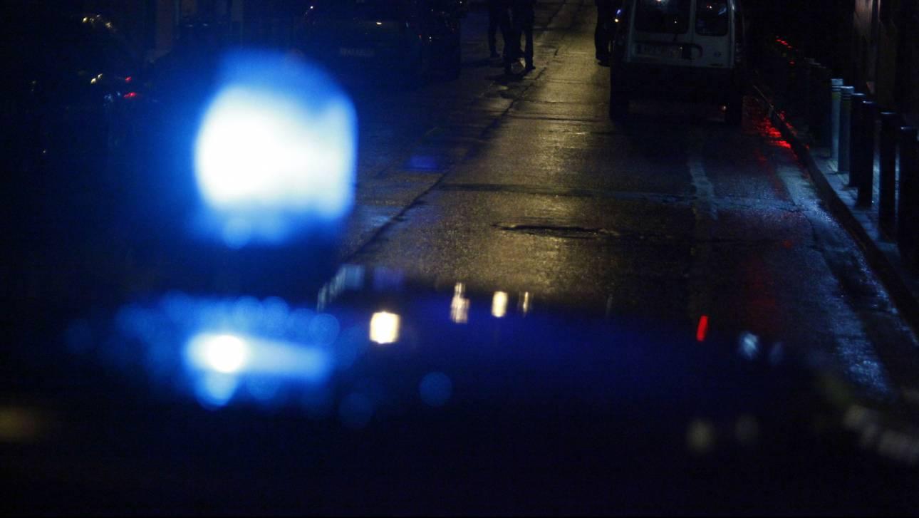 Επίθεση σε λεωφορείο του ΟΑΣΑ στη Μεταμόρφωση