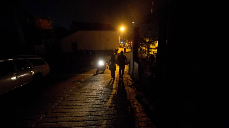 Νέο μπλακ άουτ στη Βενεζουέλα: Στο σκοτάδι ξανά το Καράκας