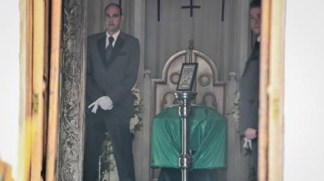 «Τελευταίο αντίο» στον Θανάση Γιαννακόπουλο