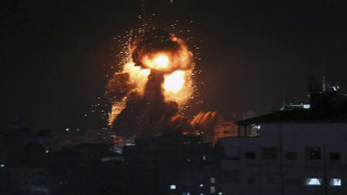 Γάζα: Εχθροπραξίες όλη τη νύχτα παρά τη συμφωνία για κατάπαυση του πυρός