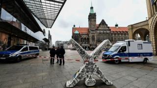 Λήξη συναγερμού στα δημαρχεία της Γερμανίας που εκκενώθηκαν