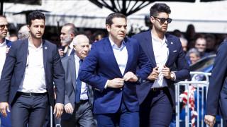 Θανάσης Γιαννακόπουλος: Στη Μητρόπολη Αθηνών ο Αλέξης Τσίπρας