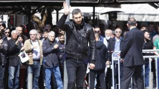 Θανάσης Γιαννακόπουλος: Στη Μητρόπολη Αθηνών ο Δημήτρης Διαμαντίδης
