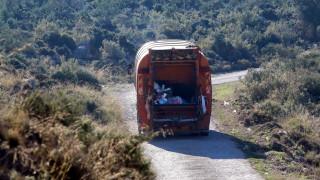 Εύβοια: Νεκρή ηλικιωμένη που παρασύρθηκε από απορριμματοφόρο