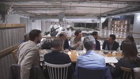 ΟΠΑΠ Forward: Οι επιχειρηματικές εξελίξεις στο τραπέζι του δείπνου δικτύωσης των CEOs