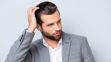 Μεταμόσχευση μαλλιών με τρίχες από δότες!