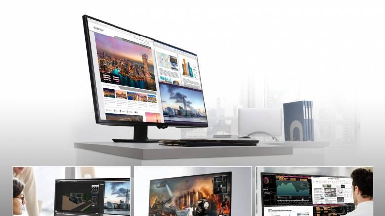 Η LG προτείνει τα καλύτερα monitors για πολύωρη εργασία στον υπολογιστή