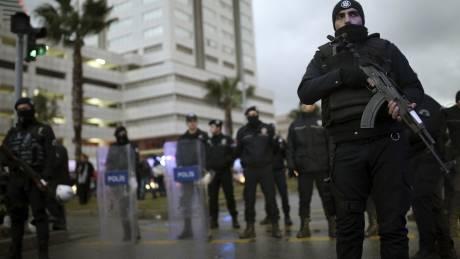 Τουρκία: Δυο αστυνομικοί πυροβόλησαν ο ένας τον άλλον στο αεροδρόμιο του Καϊσέρι