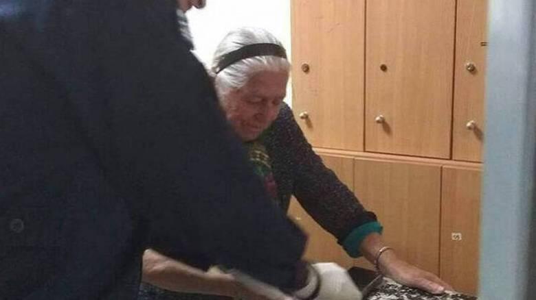 Θεσσαλονίκη: Πρόστιμο 200 ευρώ στην 90χρονη γιαγιά με τα τερλίκια