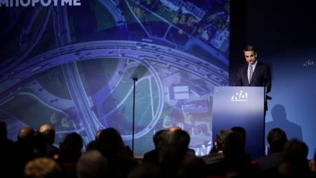 Αυτό είναι το πρόγραμμα της ΝΔ για τα μεγάλα έργα και τις υποδομές